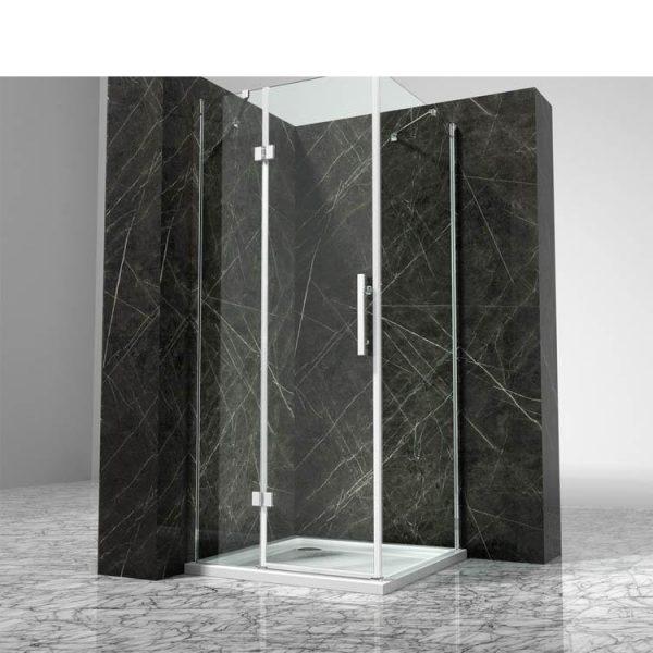 WDMA 3 panel shower enclosure