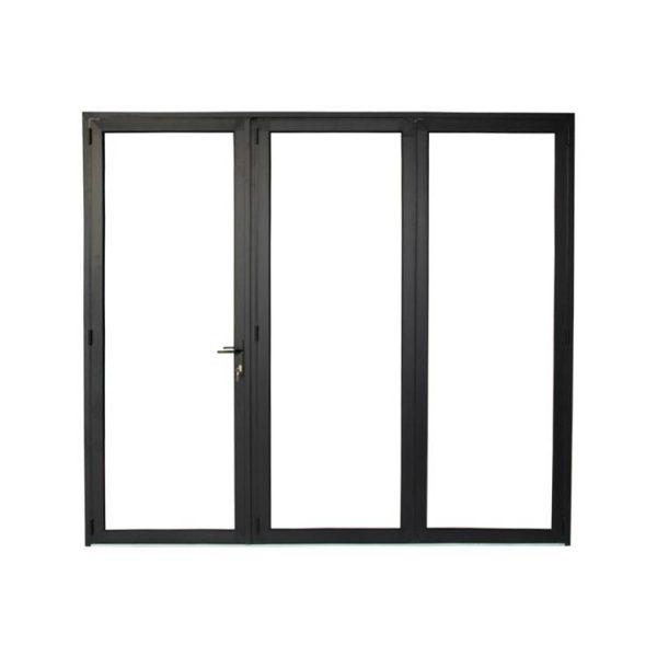 China WDMA Aluminum Glass Folding Door