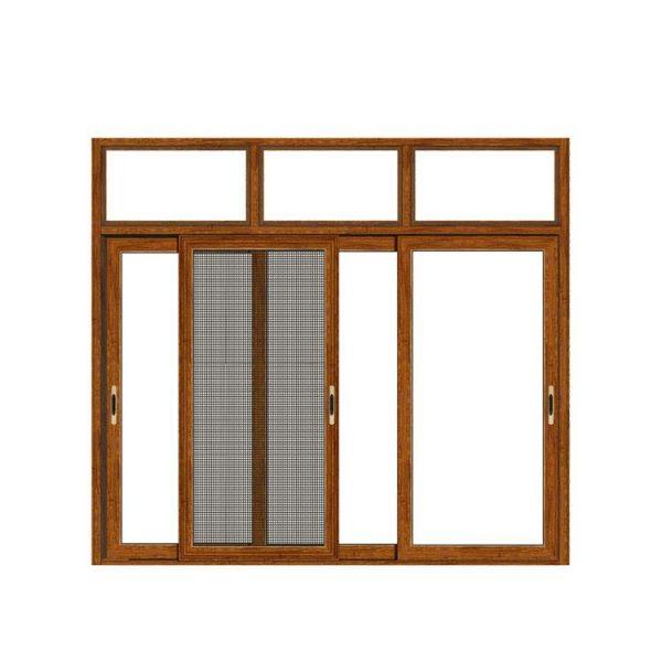 WDMA Aluminium Alloy Window