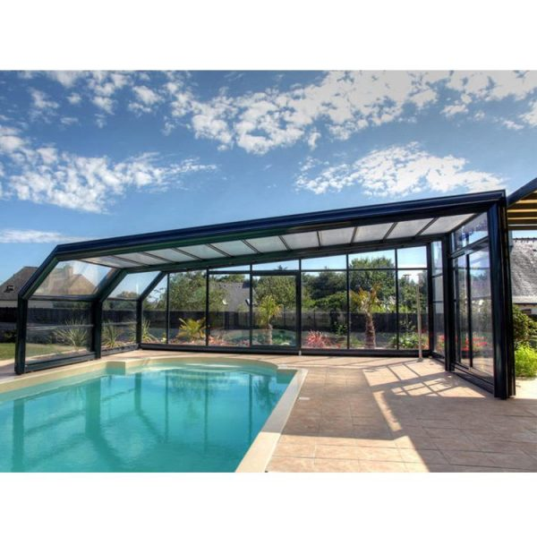 China WDMA Swimming Pool Cover Polycarbonate