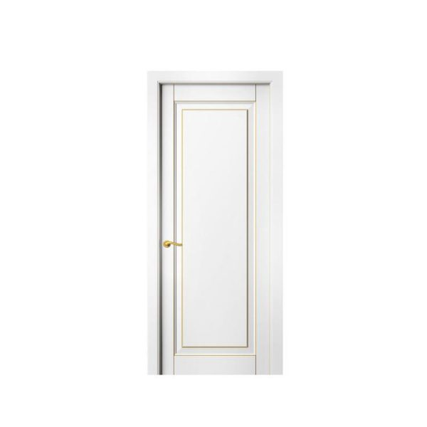 China WDMA Solid Core 24 X 80 Vented Exterior Door Used In Patio For Homes