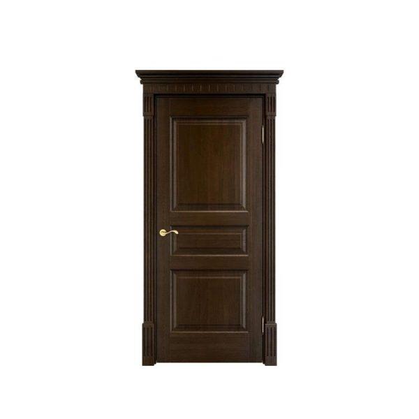 China WDMA 24 x 80 exterior door Wooden doors