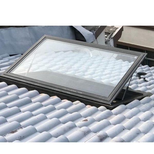 China WDMA Electric Roof Window