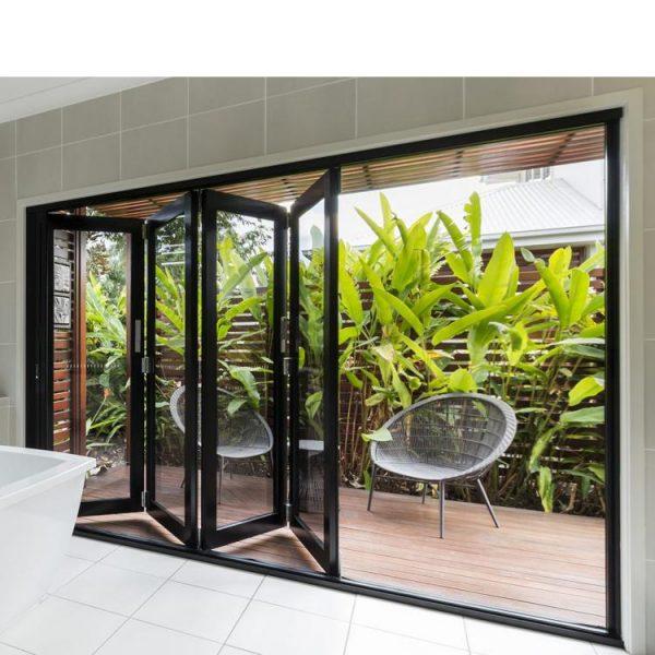 WDMA Bi Folding Doors