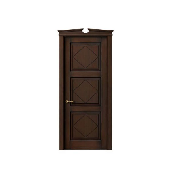 China WDMA wood door designs in pakistan Wooden doors