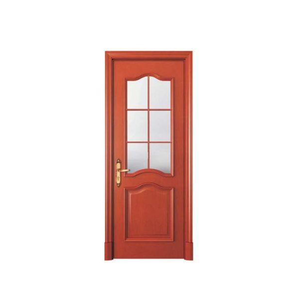 China WDMA plywood door designs photos Wooden doors