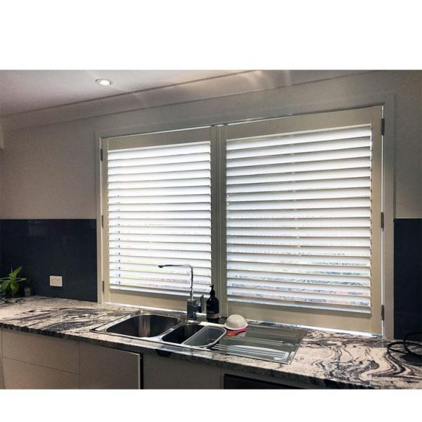 WDMA Standard House Aluminium Jalousie Shutter Glass Naco Louvre Windows Ventilation With Glass Shutters Sizes