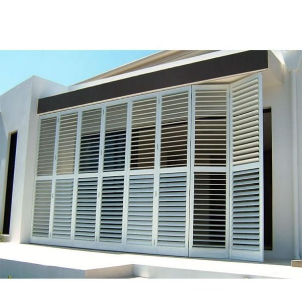 WDMA standard jalousie window sizes Aluminum louver Window