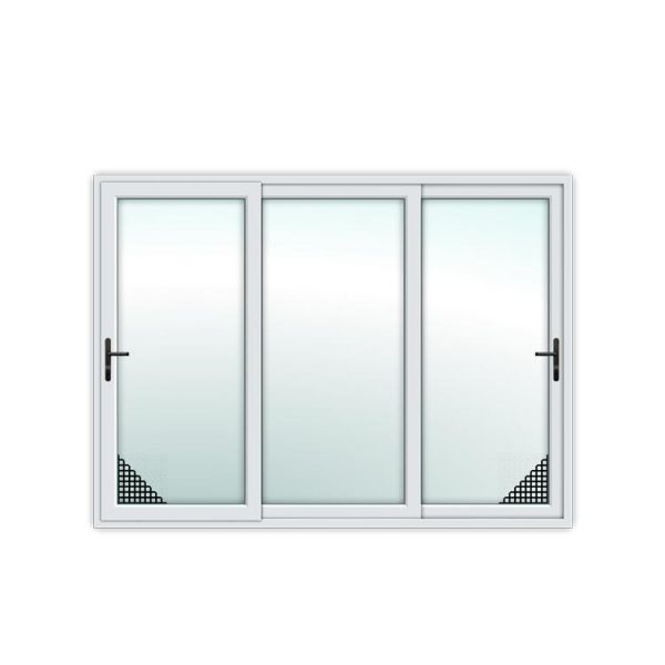 China WDMA Standard Size Aluminium Sliding Doors And Windows Dubai