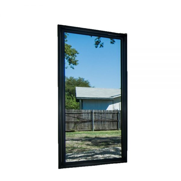China WDMA Standard Size Half Circle Ventilation Window Design