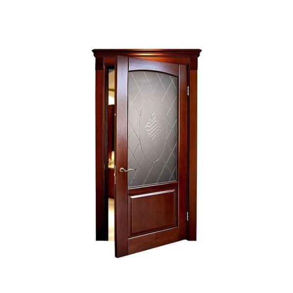 WDMA Teak wood door