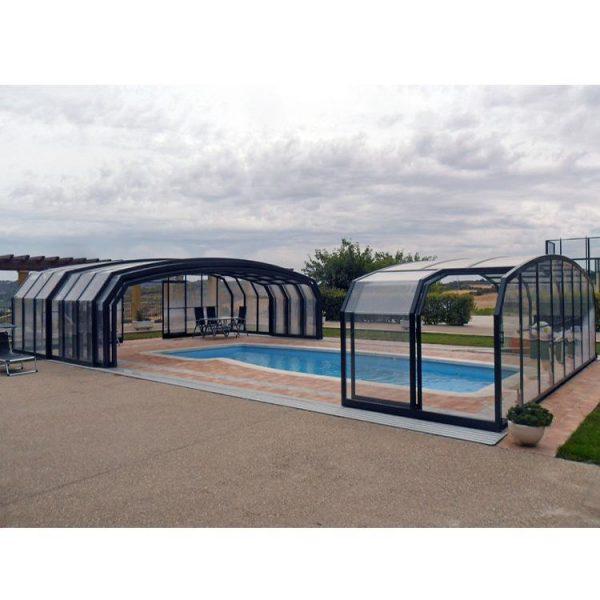 WDMA Enclosure Outdoor Pool