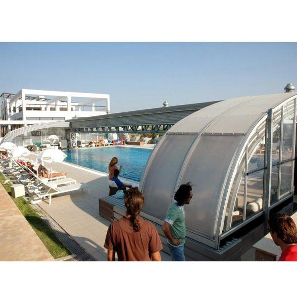 China WDMA Enclosure Outdoor Pool