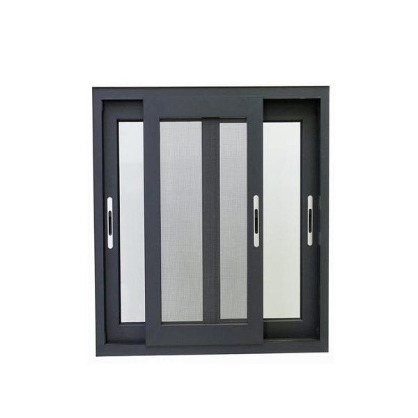 WDMA Thermally Broken Steel Window Galvanized Steel Window Pictures