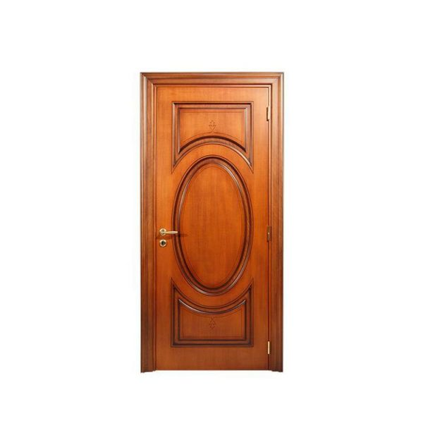 China WDMA Timber Flush Door Design Malaysia For Hotel Project