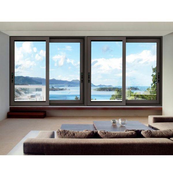 WDMA Aluminum Sliding Window Price