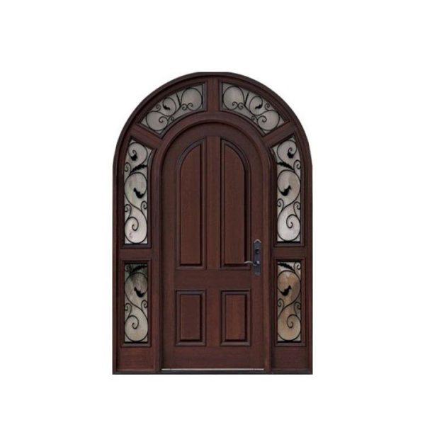 China WDMA turkish door Wooden doors