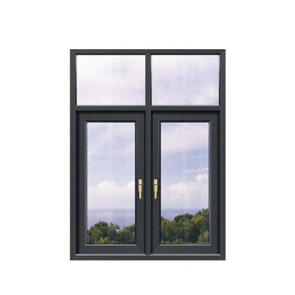China WDMA Windows Wood Clad Aluminum Shutters
