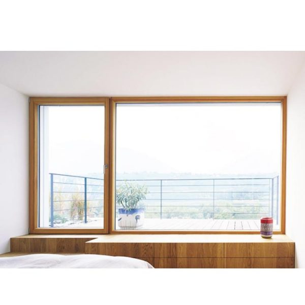 China WDMA Aluminium Wood Window