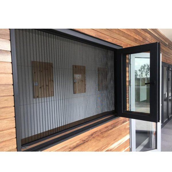 WDMA Aluminum Storefront Window