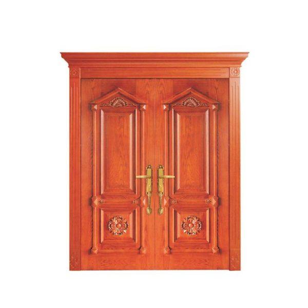 China WDMA entry door Wooden doors