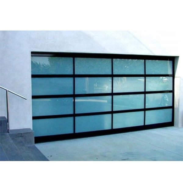 China WDMA iron garage door