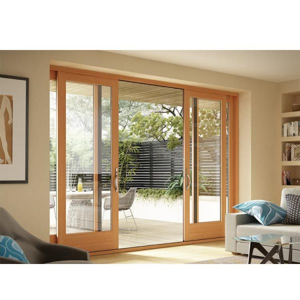 WDMA Wood Sliding Door System In Philippines Price And Design