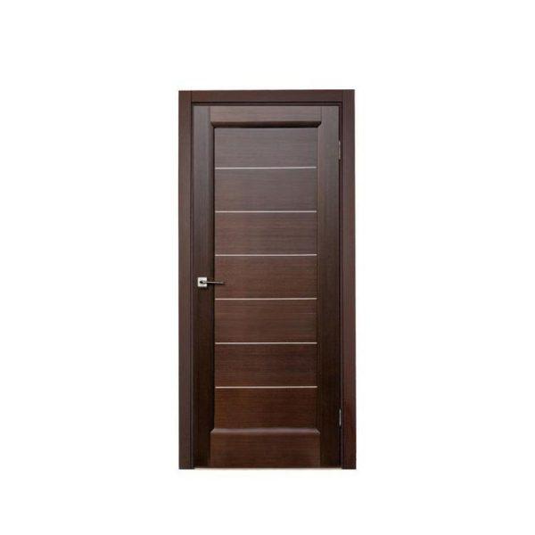 WDMA simple bedroom door designs Wooden doors